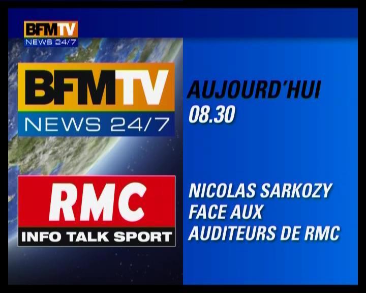 Synergie BFM TV / RMC Bfm1
