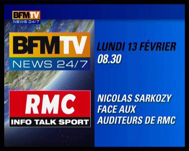 Synergie BFM TV / RMC Bfm2